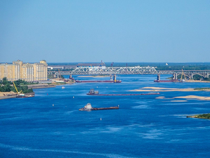 Подрядчик определен. Борский мост частично отремонтируют до конца ноября