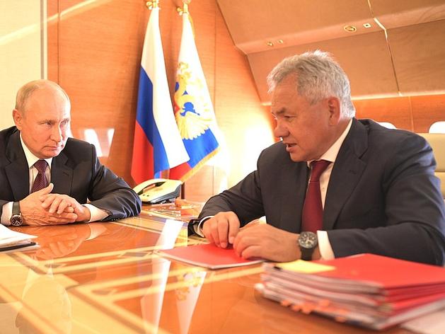 Сергей Шойгу предложил перевести миллионы людей в Сибирь