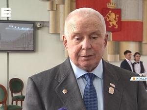 Скончался первый мэр Красноярска Валерий Поздняков