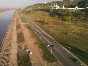 Нижегородские власти на ремонт проезжей части Гребного канала потратят 30 млн рублей