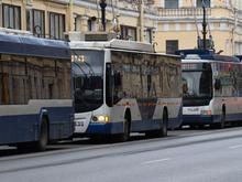 Екатеринбург начнет обновлять парк троллейбусов