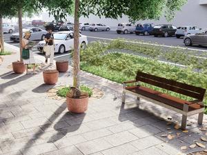 «Золотое Яблоко» готово профинансировать работы»: урбанист создал проект улицы Сони Кривой