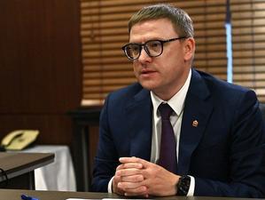 Текслер пообещал Путину поднять зарплаты южноуральцев в 2021 году