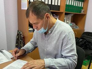 Андрей Барышев попросил Владимира Путина упростить условия для самовыдвиженцев