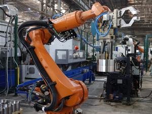 Немецкие роботы на челябинском заводе. ЧКПЗ обновил производственные мощности