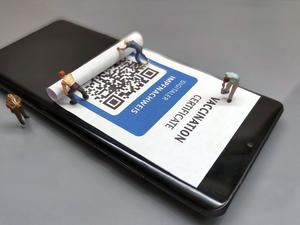 Нижегородцы смогут получить QR-код для путешествий в другие страны