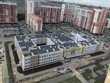 Школу в челябинском ЖК «Академ Riverside» не успеют сдать к 1 сентября
