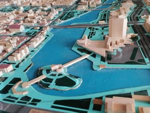 Челябинцам покажут, как будущее города видели в 90-х: «конгресс-холл» на Миассе тоже есть