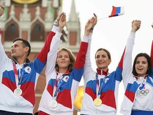 Уральские спортсмены получили награды от президента за победы на Олимпиаде в Токио