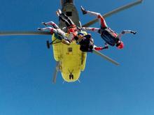 Туристический вертолет «Витязь-Аэро» потерпел крушение на Камчатке
