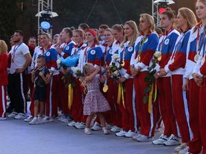 Нижегородские гимнастки Дина Аверина и Анастасия Максимова награждены орденами