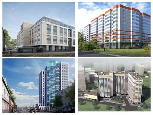 Карта новостроек. Какие жилые комплексы будут сданы в Нижнем Новгороде до конца 2021 г.