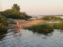 Названы водоемы Нижнего Новгорода, на которых не стоит купаться. Список пляжей