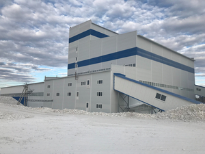 В пострадавшем от пожара поселке на юге Челябинской области построили завод
