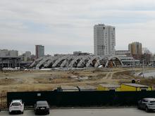 Компания Олега Лакницкого планирует заняться территорией с недостроенным конгресс-холлом