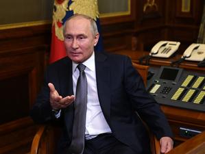 Национальный план: Путин займется коррупционерами и «криптовалютчиками»