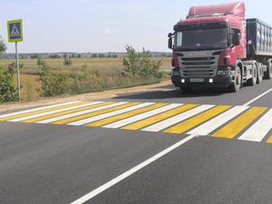 Досрочно отремонтированы три участка дорог в Вадском районе