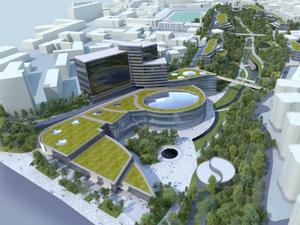 60% затрат на строительство Нижегородского кампуса выделит федеральный бюджет
