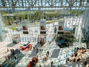 В торговых центрах города активность посетителей догоняет допандемийный уровень