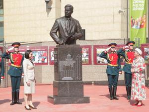 Константин Струков пожертвовал 4 млн рублей на памятник Петру Сумину в Челябинске