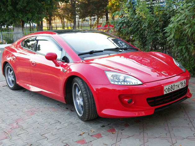Машина за 300 000 руб., которая выглядит на миллион. Рейтинг
