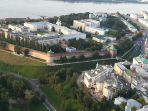 Круговой маршрут по кремлевской стене открылся впервые за 230 лет