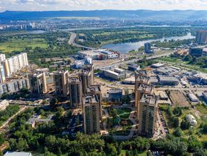«Арбан» завершил строительство микрорайона SCANDIS