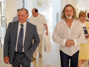 Челябинский олигарх заплатил за картину Никаса Сафронова 3,5 млн рублей