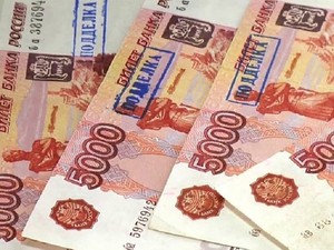 В Челябинской области на 18% снизилось число выявленных поддельных купюр