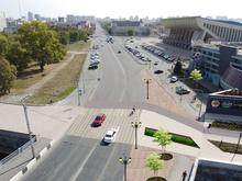 Улицу Красную на переходе к новой набережной сузят до четырех полос и озеленят