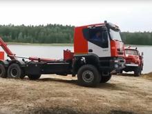 На Первомайск сброшено 300 тонн воды. Очаги природных пожаров локализованы