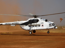 В Кабуле разграбили вертолет тюменской авиакомпании «ЮТэйр». Борт перебазирован в Пакистан