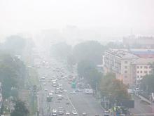 В Челябинске снова стоит смог с запахом гари. Комментарий минэкологии