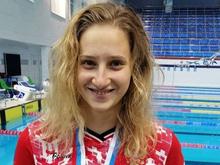 Челябинская пловчиха Валерия Шабалина завоевала на Паралимпиаде в Токио второе золото