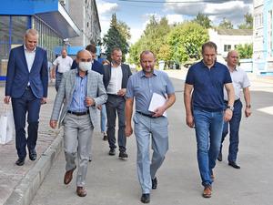 23 августа АО «АПЗ» посетила делегация Республики Абхазия из города Сухум