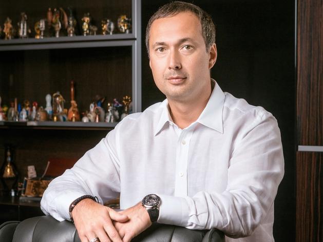 Дмитрий Сарапулов, собственник ГК «Сторинг»