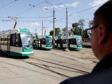 Новые трамваи от холдинга «Синара» вышли на улицы Челябинска