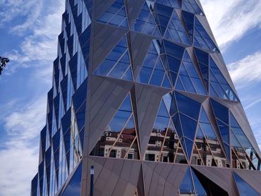 РМК построит в Екатеринбурге еще одно здание по проекту Нормана Фостера