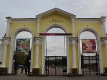 Парк им. Маяковского не может избавиться от «диких» аттракционов даже при помощи полиции