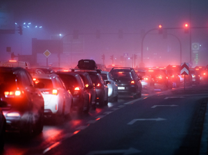 Яндекс.Карты рассказали о загруженности новосибирских дорог в сентябре