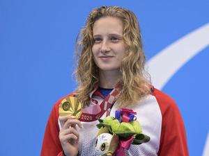Челябинка Валерия Шабалина стала трехкратной чемпионкой Паралимпиады в Токио