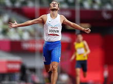 Нижегородский спортсмен Андрей Вдовин установил мировой рекорд на Паралимпиаде в Токио