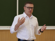 Алексей Текслер прочитал лекцию студентам ЮУрГУ