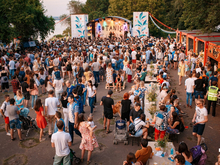Платье Майкл Корс и брюки Живанши за 3 тыс. руб. Garage sale состоится в «Швейцарии»