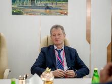 Андрей Козицын стал учредителем «Фабрики здорового питания»
