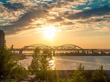 Движение по Борскому мосту ограничат в середине сентября