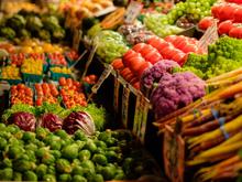 На новосибирских рынках фактически используется менее 80% торговых мест