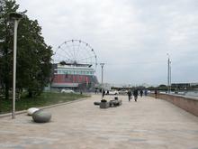 Переход к новой набережной у «Мегаполиса» оборудуют светофором на следующей неделе