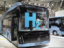 Группа ГАЗ на выставке в Москве представила водоробусы