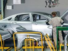 На «АвтоВАЗе» встало производство. 40% сотрудников отправлены по домам